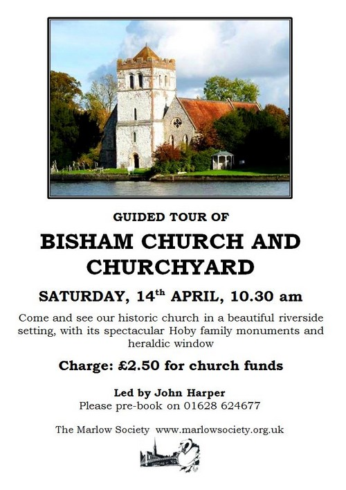 Guided Tour of Bisham Church and Churchyard