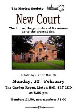 New Court - the house, the grounds and its owners