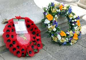 Lusitania 100yr Commemoration Wreath
