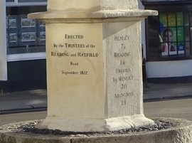 The Obelisk, Marlow
