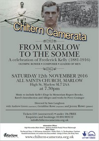From Marlow to The Somme